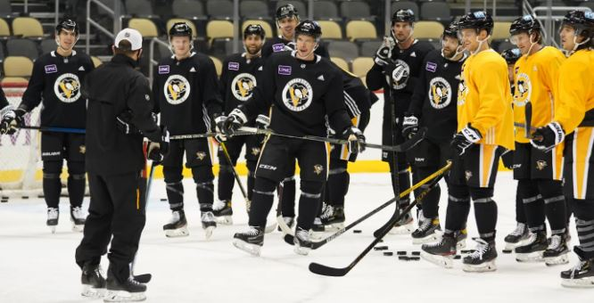 Penguins Practice Canceled Due To Potential Covid Exposure